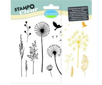 Aladine Stampo Clear Gramines (04222)