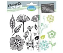 Aladine Stampo Clear Flowers (04199)