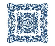 Tattered Lace Totally Entwined Square (TLD0318)
