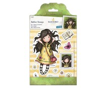 Gorjuss Large Rubber Stamps - Spring At Last (12pcs) (GOR 907133)