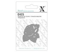 Xcut Mini Die (1pc) - Rose (XCU 503076)