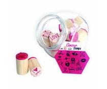 Stamp Jars