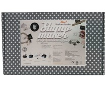 ImagePac Clear Stampmaker Kit - Craft Machine (IPSM-CRAFT-EURO-SC)
