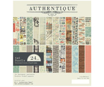 Authentique 6x6 Paper Pad Pastime (PAS014)