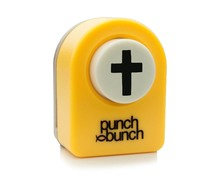 Punch Bunch Small Punch - Cross (1/Cross)