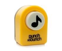 Punch Bunch Small Punch - Music Note (1/Note)