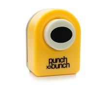 Punch Bunch Small Punch - Oval 14mm, 1/2 inch (1/Oval)