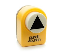Punch Bunch Medium Punch - Triangle (2/Triangle)