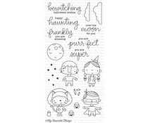 My Favorite Things Happy Haunting Clear Stamps (CS-218)