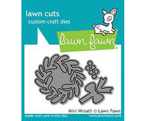 Lawn Fawn Mini Wreath Dies (LF1496)