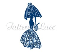 Tattered Lace Retro Bride (TLD0109)