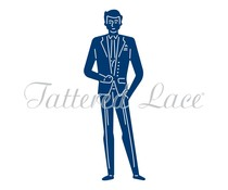 Tattered Lace Retro Groom (TLD0110)