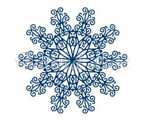 Tattered Lace Falling Snowflake (TLD0537)