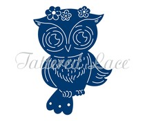 Tattered Lace Owlivia (TLD0647)