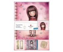 Gorjuss Colour Me Scrap Book Set (GOR 101109)