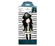 Gorjuss Large Rubber Stamp Piracy (GOR 907135)