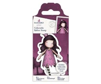 Gorjuss Collectable Mini Rubber Stamp No. 48 Dreaming (GOR 907147)