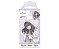Gorjuss Collectable Rubber Stamp All These Words (GOR 907154)