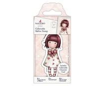 Gorjuss Collectable Rubber Stamp Little Heart (GOR 907156)
