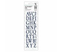 Xcut Dies Vintage Alphabet (XCU 503391)