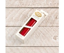 Couture Creations Heat Activated Foil Deep Red Mirror Finish (CO725390)