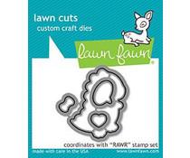 Lawn Fawn RAWR (LF1556)