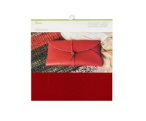 Cricut Cranberry 12x12 Inch Genuine Leather (2004017)