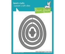 Lawn Fawn Easter Egg Frames Dies (LF1628)