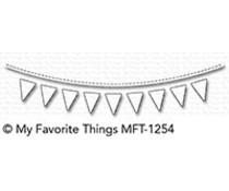 My Favorite Things Celebratory Banner Die-Namics (MFT-1254)