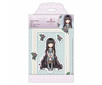 Gorjuss Rubber Stamps Rosie (4pcs) (GOR 907218)