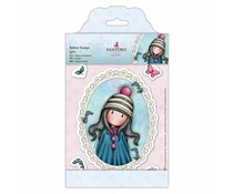 Gorjuss Rubber Stamps Pom-Pom (5pcs) (GOR 907220)