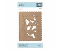 Spellbinders Little Loves A2 Card Front (S5-349)