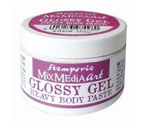 Stamperia Glossy Gel 150ml Heavy Body Paste (K3P43)