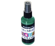 Stamperia Aquacolor Spray 60ml Dark Green (KAQ001)