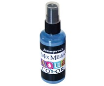 Stamperia Aquacolor Spray 60ml Dusty Blue (KAQ012)