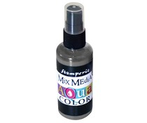 Stamperia Aquacolor Spray 60ml Graphite (KAQ017)
