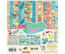 Carta Bella Summer Splash 12x12 Inch Collection Kit (CBSPL83016)