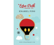 Echo Park Balloon Ride Enamel Pin (TNM1005)