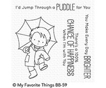 My Favorite Things Puddle Jumper Clear Samps (BB-59)