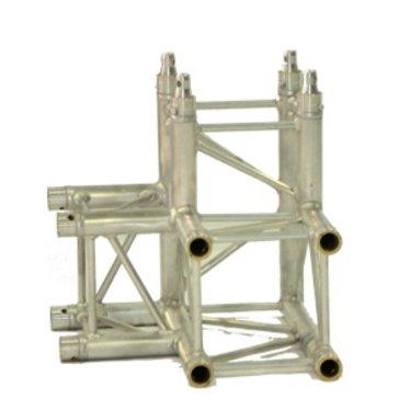 Vierkant H30V - C012 3-weg Hoek