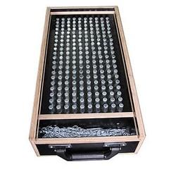 Set CCS6-603 Borgpennen + Borgveren 200 stuks