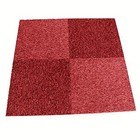 Vloertegel rood