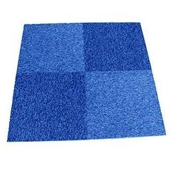 Vloertegel blauw