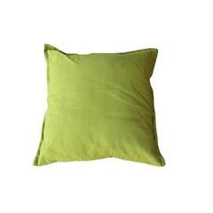 Decoratie kussen groen