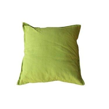 Decoratie kussen groen 50 cm x 50 cm