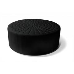 Lounge Cube cirkel zwart