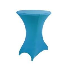 Statafel stretchhoes Licht Blauw