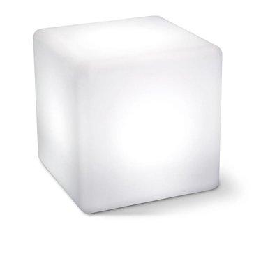 Led kubus op accu RGB 40 x 40 cm
