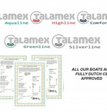 Talamex Highline Xlight HXL 250 airdeck rubberboot