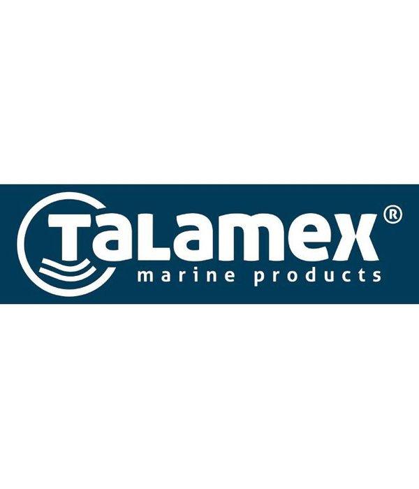 Talamex Set transportwielen RVS set hek/spiegel bevestiging